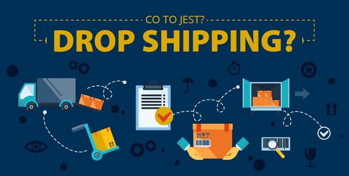 Dropshipping - sklep dropshippingowy - zalety, co to jest dropschipping? www.praktycznyblog.pl