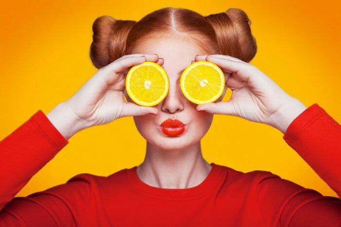 Witaminy i kwasy owocowe w kosmetykach