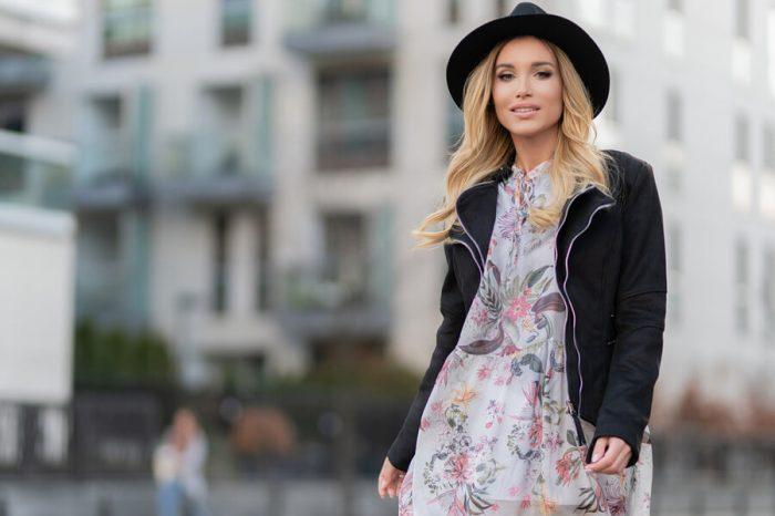 Butik z odzieżą włoską, włoski styl, moda włoska